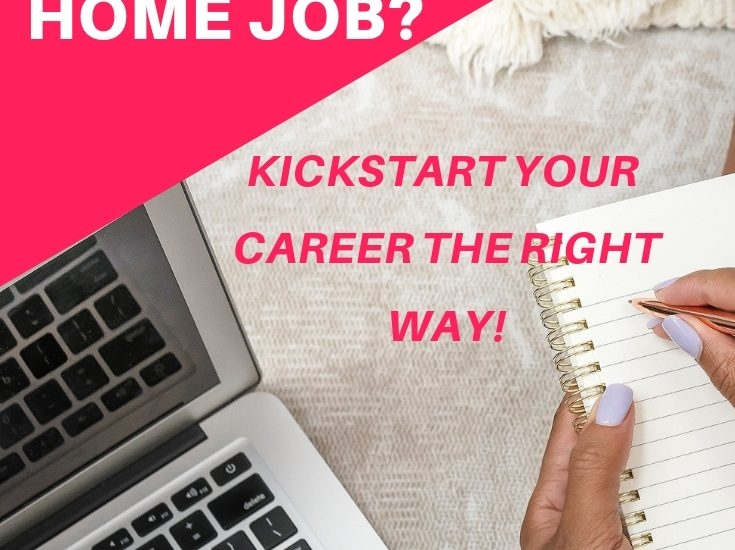 How to find a Legit Work at Home Job_