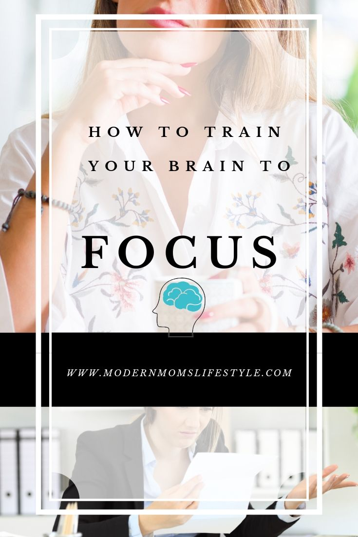 How to train your brain to stay focused and more productive