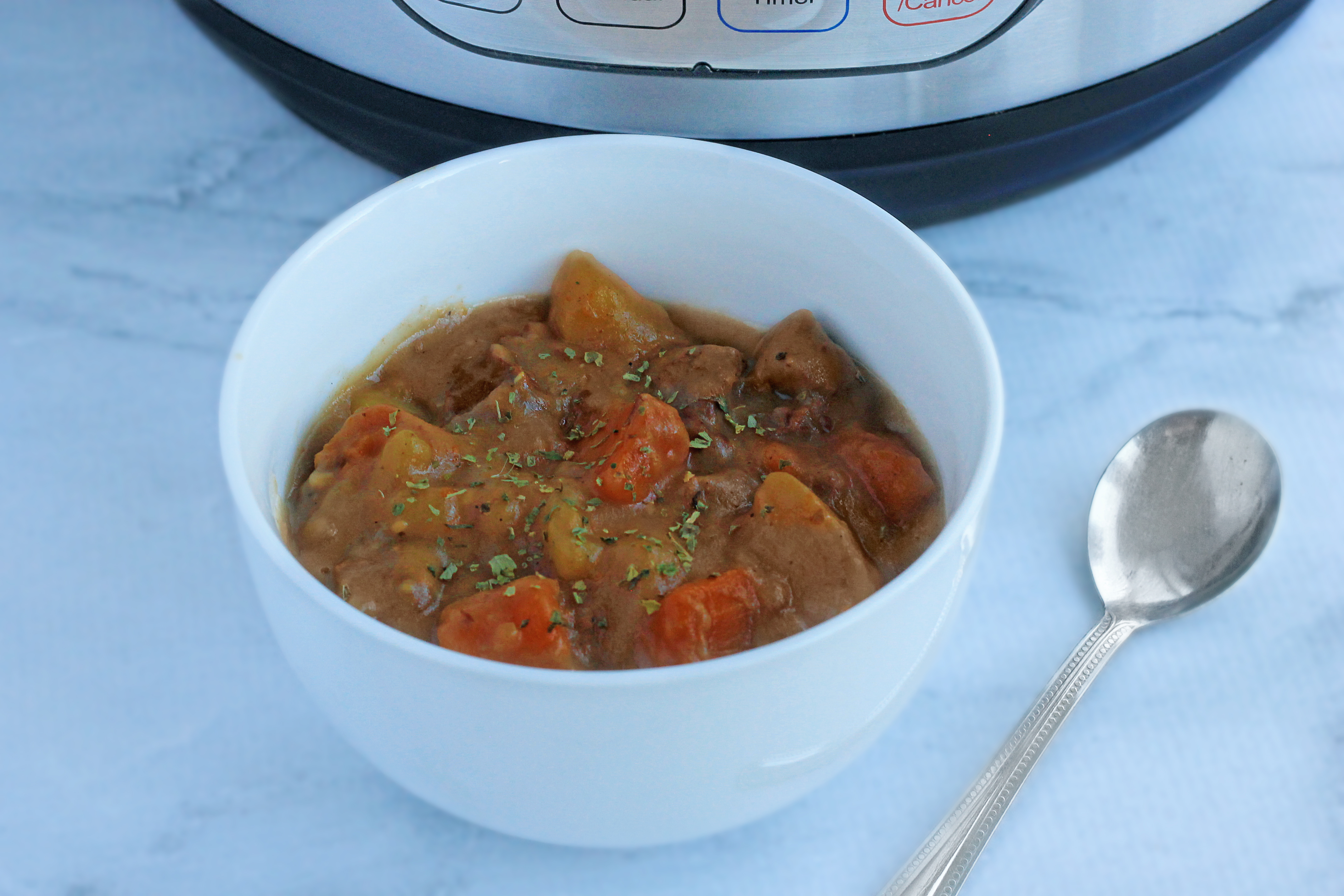 How to make Beef Stew with the Instant Pot
