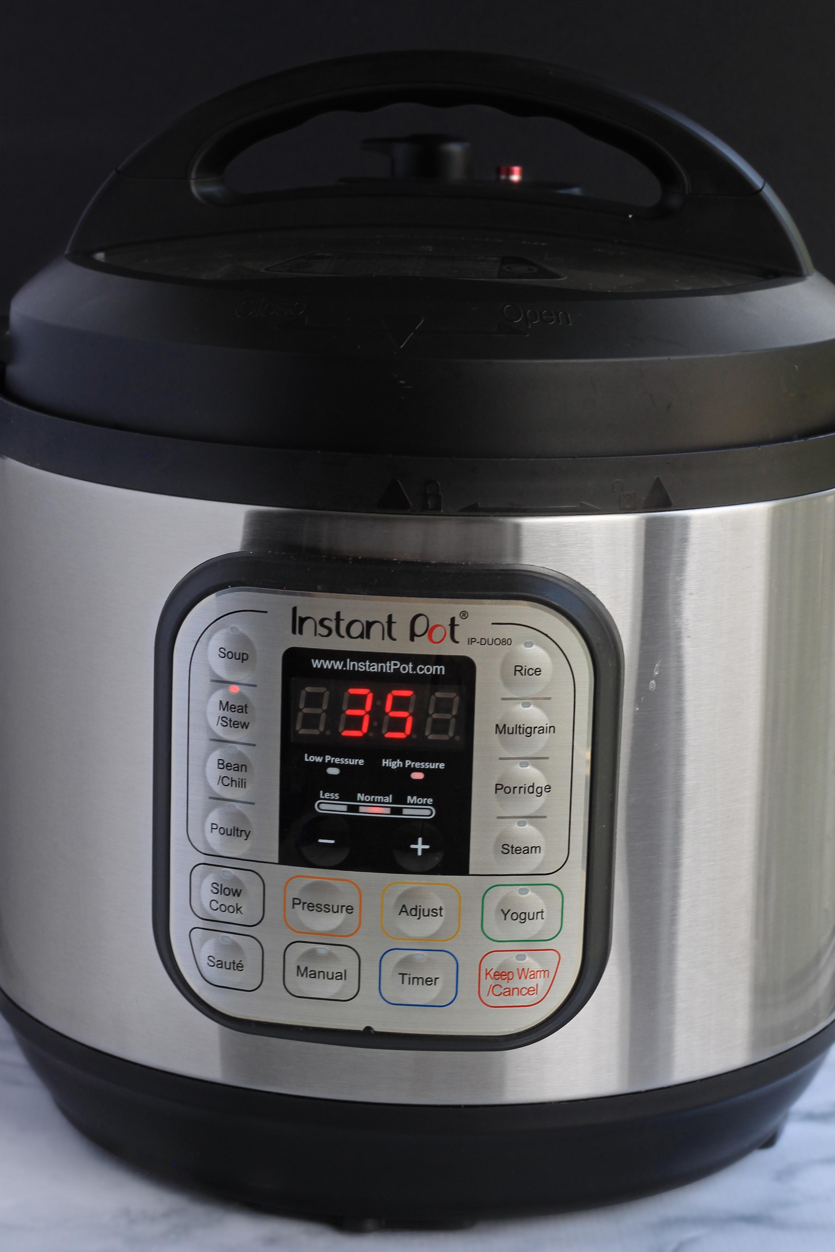 Instant Pot Beef Stew